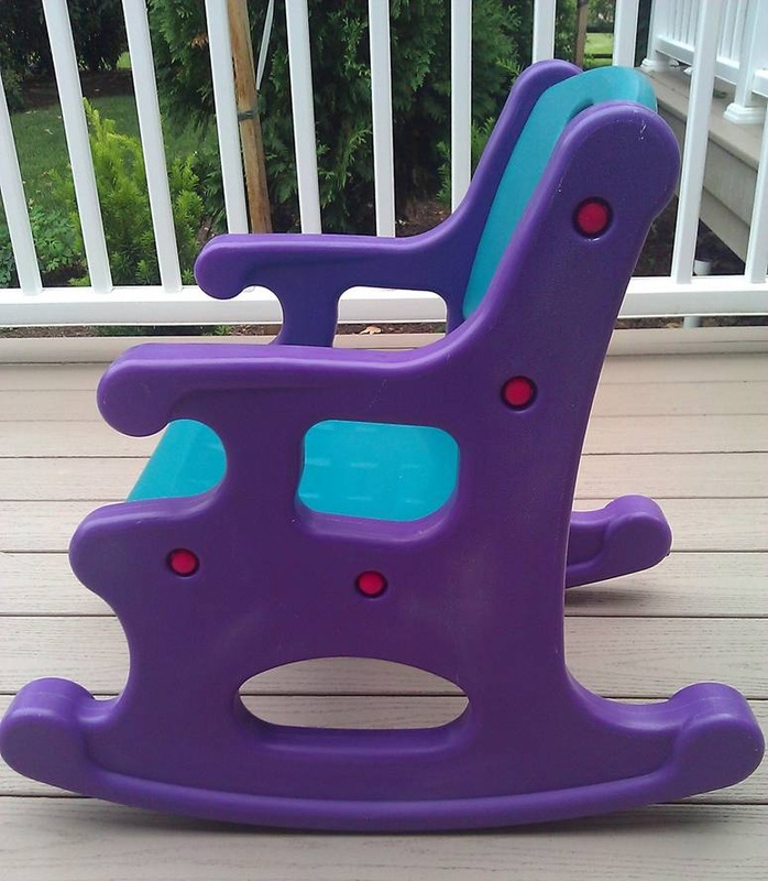 1105 Rocking Chair By Little Tykes Dee Dee Buys For Sweetie Pies