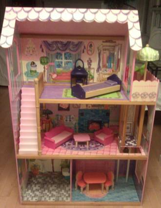 1132 Cecilia Dollhouse By Kidkraft Dee Dee Buys For Sweetie Pies